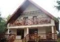 Dom na ranczu, drewniane ozdoby