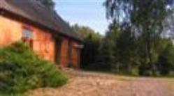 Sauna latem - domek saunowy drewniany